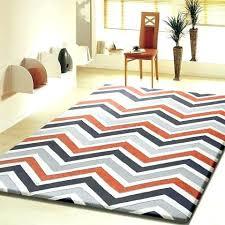 orange and grey rug contemporary modern grey with orange indoor area orange and blue area rug area rug orange and blue
