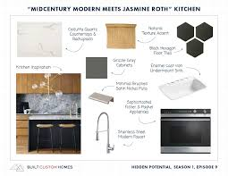 Ep 9 Kitchen Mid Century Modern Meets Jasmine Roth The Blog By