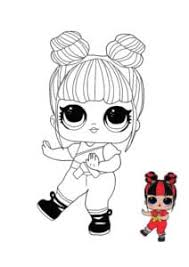 40 free printable lol surprise dolls coloring pages #16552156. Lol Coloring Pages 98 Free Printable Coloring Sheets 2020