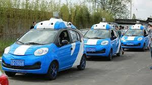 Microsoft Cloud To Help Baidu Self Driving Car Effort