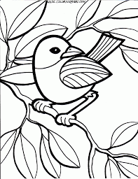 Small Picture Birds Coloring Pages olegandreevme