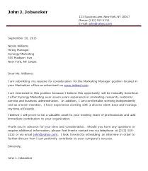 Sample Cover Letter 6 Format In Resume - Pacificstation.co