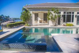 Pool Design Miami Mediterranean Pool Design With Infinity Edge In South
