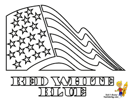 Small Picture American Flag Coloring Page SEE the official flag photograph to
