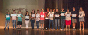 BJHS hosts end-of-year awards ceremony – Breckenridge Texan