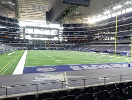 Dallas Cowboys Seating Chart With Rows At T Stadium Section 125 Seat Views Seatgeek