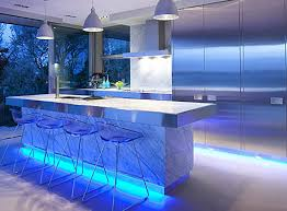 Led Kitchen Lighting Ideas Thereu0027s No Shortage Of Ideas When It Comes To LED Lighting Applications For The Home They Can Be Used In Any Room Most Popular Are Kitchens Led Kitchen K