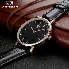 women 39 s lucky brand watches promotion shop for promotional jinen women brand watches classic style rose gold high quality watch business relogio feminino leisure fashion relogio box