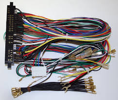 amazon com jamma board standard cabinet wiring harness loom for image unavailable