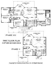 Expandable Cape With Two Options  81045W  Architectural Designs Expandable Floor Plans