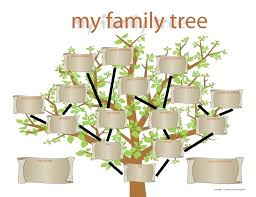 free family tree templates word excel template lab printable family tree template blank template for family tree in excel