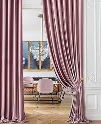 <b>Комплект штор ТомДом Бруад</b> (розово-фиолетовый) недорого с ...