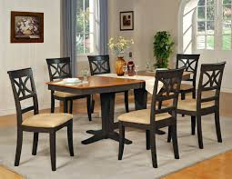 simple dining room table decor. Beau Nice Wooden Table And Chair Also Flower For Dining Room Decor Simple A