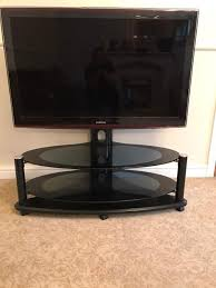 medium size of glass shelf tv stand or 4 shelf black glass tv stand with 4