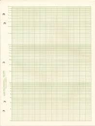 Semi Logarithmic Graph Paper K E 46 5490 3 Cycle X 70 Divisions