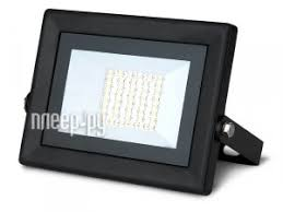 <b>Прожектор Gauss LED Qplus</b> 30W 2700Lm IP65 6500К Black ...