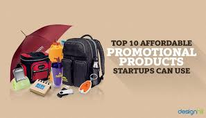 Top Promotional Top 10 Affordable Promotional Products Startups Can Use
