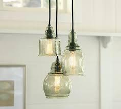 glass shade pendant lighting pottery barn inside remodel 10 lights ideas 18