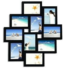 Multiple Photo Frames Wall Hanging Opening Decorative Family Tree