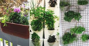 40 diy vertical herb garden ideas to