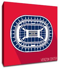 Verizon Center Seating Chart Wizards