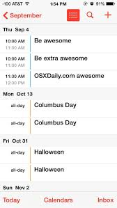 Show Us Holidays In Calendar On Iphone Ipad The Easy Way