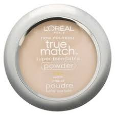 l oréal paris true match powder w1 porcelain 33 oz porcelain w1