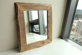wood mirror frame ideas. Reclaimed Wood Mirror Frame Ideas