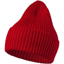 <b>Шапка Stout</b>, <b>красная</b> купить с нанесением логотипа оптом на ...