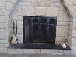 custom made custom fireplace screen and fireplace tools