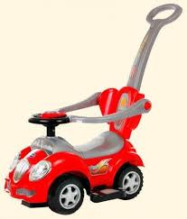 <b>Каталка детская Cute</b> Car <b>Baby Care</b> (558)