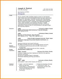 Resume Format In Ms Word 114simple Resume Format For Job Pdf