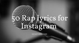 50 Badass Rap Lyrics Instagram Captions From Popular Songs