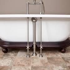 drain for freestanding tub. drain installation for freestanding tub d
