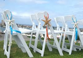 Beach Wedding Accessories Decorations Beach Wedding Decor Starfish Chair Decoration with Natural 46