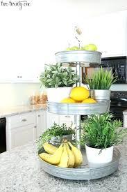decorate kitchen countertop kitchen counter decor