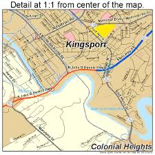 kingsport tennessee street map 4739560 Map Kingsport Tn kingsport, tennessee road map detail maps kingsport tn