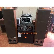 MỚI ] Bộ dàn Karaoke Nghe nhạc Gia đình - Gồm Âm ly Jaguar PA 506N sóng nhạc  + Đôi loa cây J.B.L 520 cực chất chính hãng 5,610,000đ