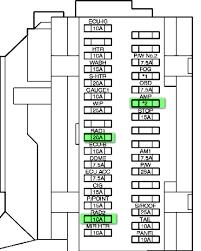 93 toyota corolla fuse box diagram image details 1991 toyota corolla fuse box diagram at 93 Corolla Fuse Diagram