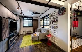 3 Room Flat Interior Design Hdb