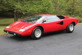 For Sale - 1975 Lamborghini Countach LP400 Periscopio ...