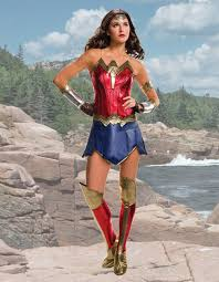 Wonder Woman Costume Pattern