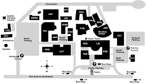 campus map south seattle college Map Cas south seattle community college main campus map map case