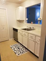 diy painted kitchen counters faux marble how to