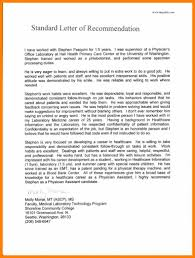 Letter Of Recommendation Masters.pa School Letter Of Reference The ...