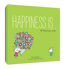 Happiness Is . . . 20 Thank You Notes - Browse