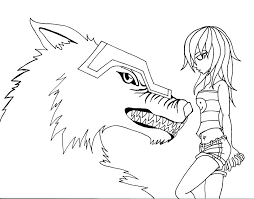 Adult Real Wolf Coloring Pages Online For Toddlers Girls To Print