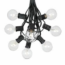 Wayfair String Lights G40 Patio 100 Ft 100 Light Globe String Lights