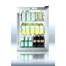 small glass door fridge small glass door refrigerator fridge size mini small glass front beverage cooler