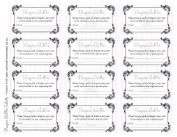 Template For Raffle Tickets To Print Free Interesting Free Printable Baby Shower Raffle Tickets Template